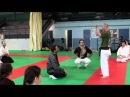 Hino AKIRA au Dojo d'Herblay à l'invitation de Léo et Issei TAMAKI