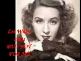 Lee Wiley ~ But Not for Me~1939 wThe Max Kaminsky Orch