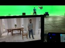 Real time Compositing Demo UE4 On Set Facilities test 1
