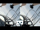 Extreme VR Roller Coaster: Virtual Reality 3D Video for Samsung Gear VR Box