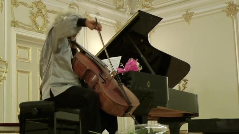 Миша Майский. Вокализ Рахманинова (Rachmaninoff. Vocalise. Op. 34).