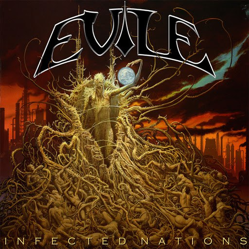Evile альбом Infected Nations