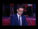 Шамиль Аляутдинов на телепередаче Воскресный вечер объясняет что Ислам это не