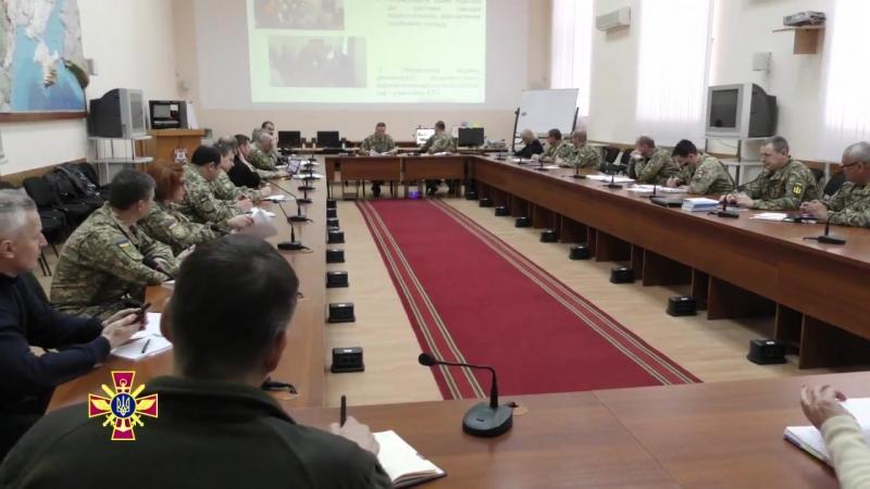 Круглий стіл з психологічного відновлення військовослужбовців