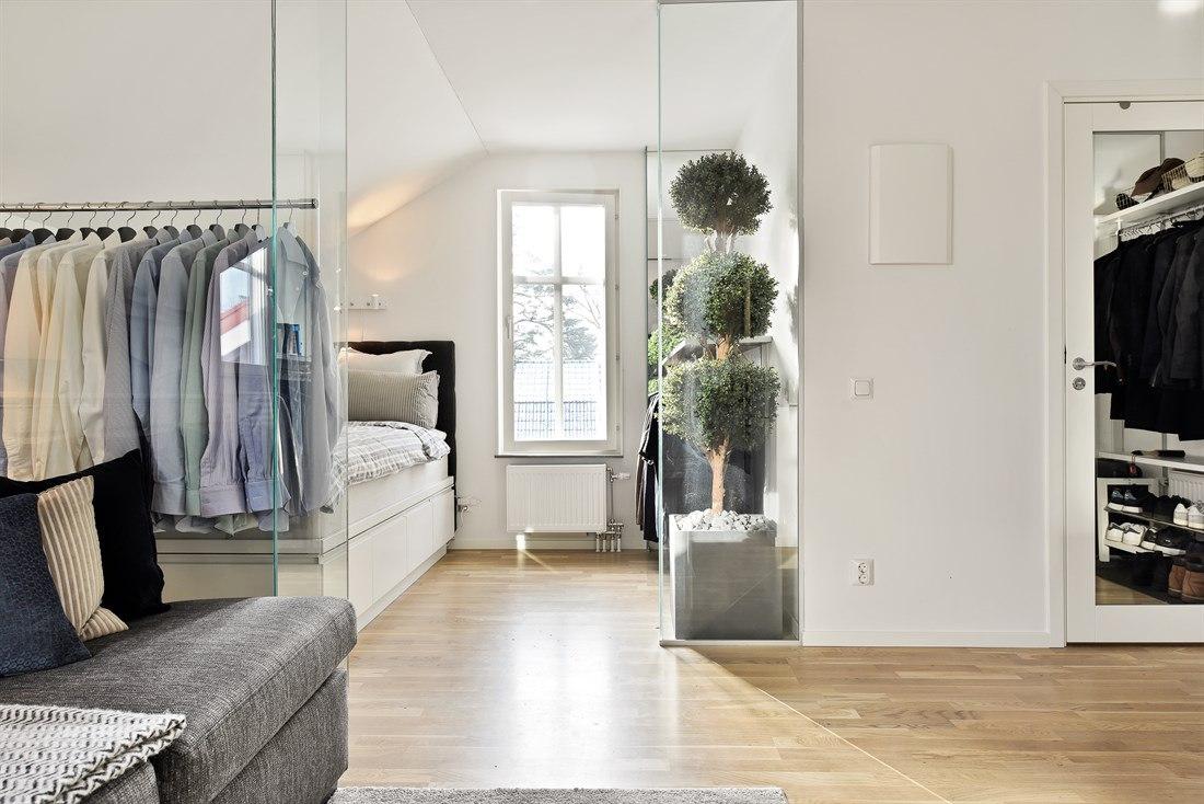 Интерьер квартиры-студии 35 м.