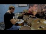 Павел Пономарев - Uptown Funk (Jamie Cullum ver.) drum cover