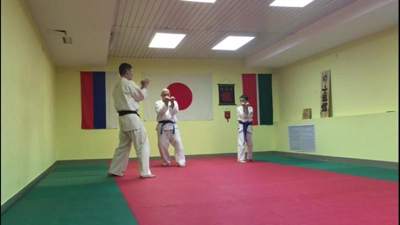 Spring Kyu Test (International Shikon Organization) 16.05.2018 Part-23