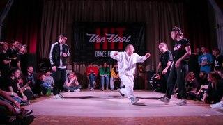 Hit The Floor vol.3 house 2x2 1/2 Double Soul(win) vs Staj & Kobee