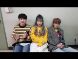 27.02.2018 Kevin Woo, Jimin Park &amp Jae (DAY6) before After School Club