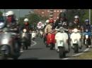 Скутеру Vespa - 50 лет