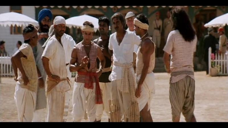 Лагаан Однажды в ИндииLagaan Once Upon a Time in India (2001)