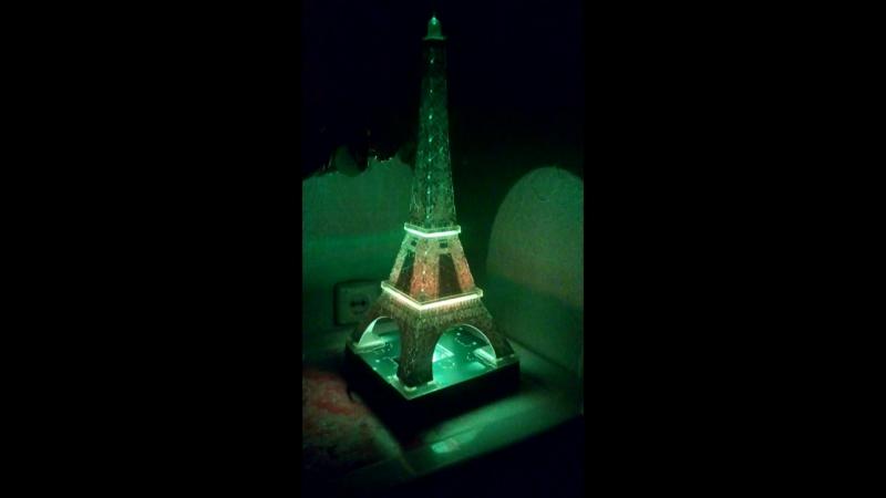 Эйфелева башня (пазл)