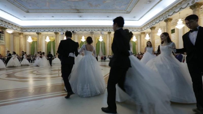 II Благотворительный Венский Бал НИШ ФМН Астана смотреть онлайн без регистрации