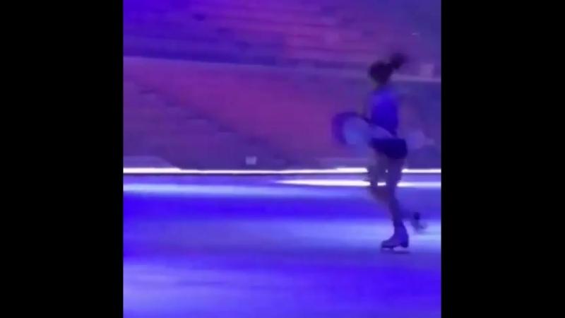 Rika kihira 3a-3t faoi 2018 rehearsal