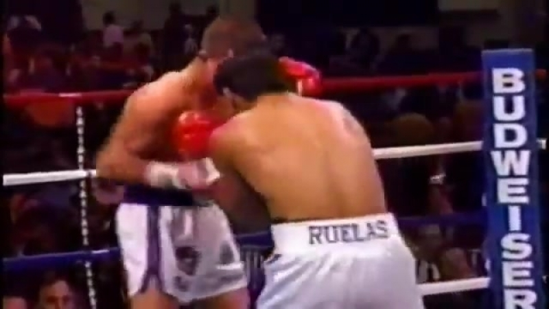 Round of the Year 1997 Gatti vs Ruelas - Round 5