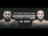 THE ULTIMATE FIGHTER 25 FINALE / HD FIGHT