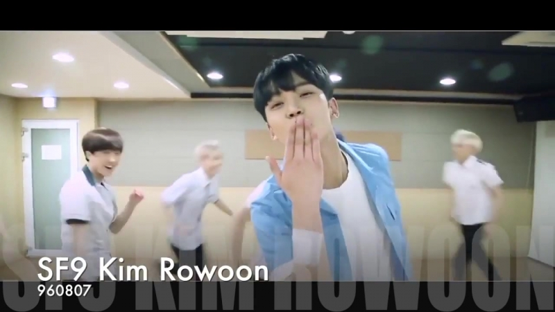 Rowoon [fmv]