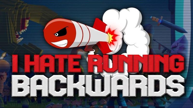 I Hate Running Backwards - Launch Trailer