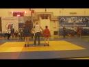 Соревнования по Самбо. 1 место. категория 44 кг. 2 схватка