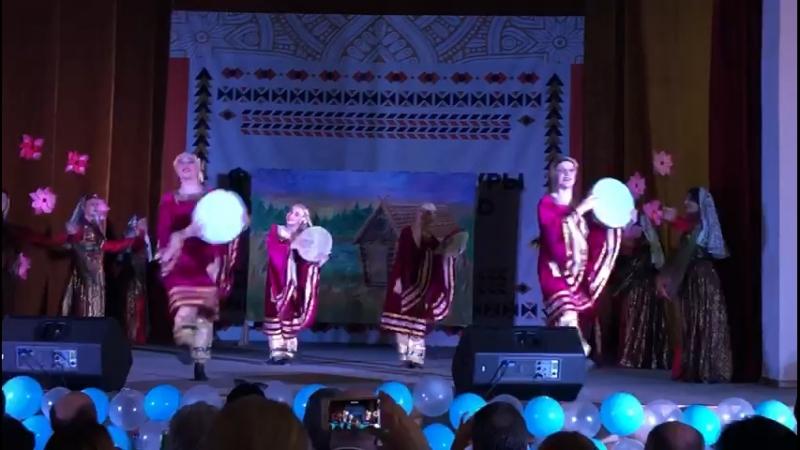 Попурри. Лакской-кумыкский танец. 2