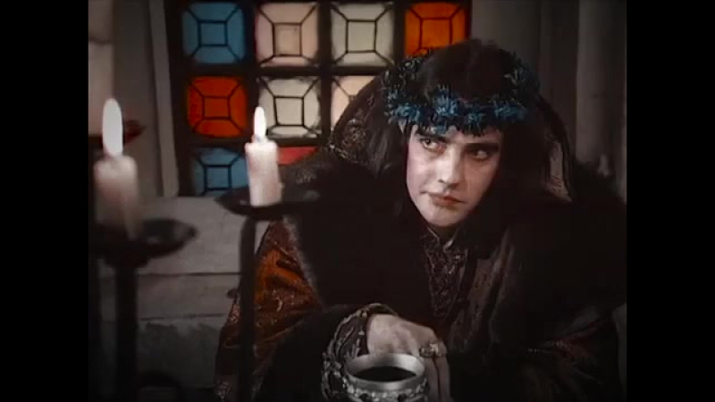 Царь Иван Грозный (Грозный/Басманов) - много грехов взял я на душу на службе твоей