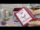 Обзор_Вращающийся фотобокс_I love Christmas_Echo Park