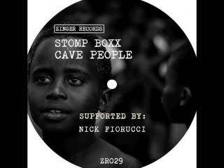 Zr029 : stomp boxx - cave people