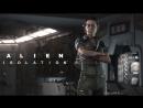 Alien Isolation # 6   Минус чужой