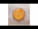Чизкейк с пряными мандаринами | Больше рецептов в группе Кулинарные Рецепты