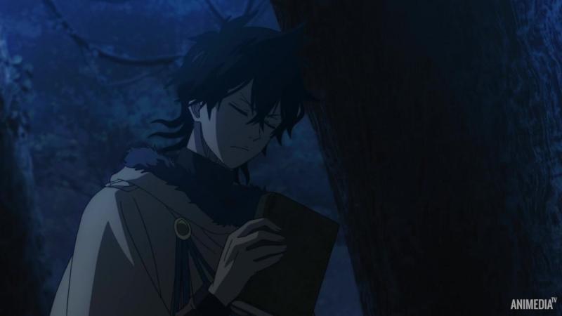 Black clover / Черный Клевер - 13 [Leo Tail Акварелька] / AniMedia.TV / русская озвучка