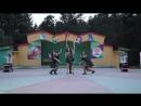 Руслана Дикие танцы Борок 2017 2 конкурс ЖКУ