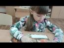 Ляйсан читает русскую народную сказку Вершки и корешки