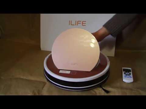 Робот пылесос Ilife V7s Pro Обзор и тестирование