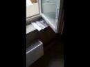 ДВЕРЬ на балкон мне ЗАПИЛИ