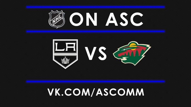 NHL | Kings VS Wild