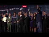 Владимир Путин ОБЪЯВИЛ о своем решении участвовать в выборах президента России 2018
