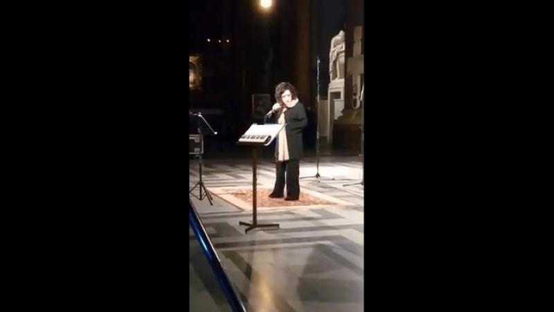 Notte Sacra . Рим в ночь с 12 на 13 мая в Basilica dei Santi XII Apostoli