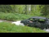 Дождь в выходные  Едем кататься прямо по горным рекам на Maverick X3!