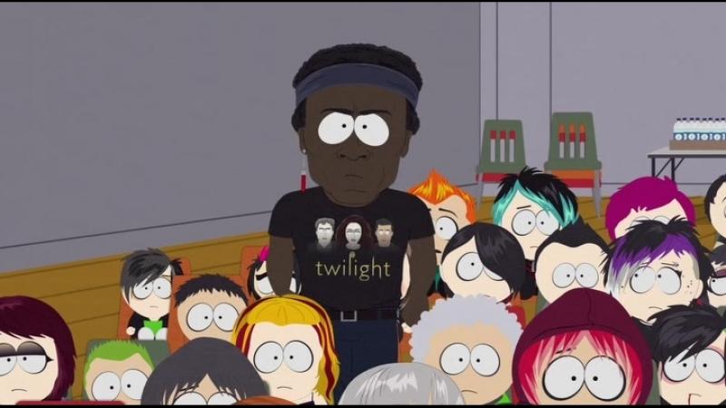 South Park - Вампиры и Готы