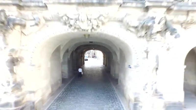 Дрезден( Dresden)_С высоты птичьего полета