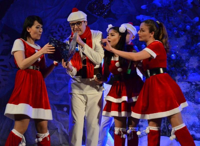 Свыше 5 тысяч детей побывали на новогоднем представлении в филармонии