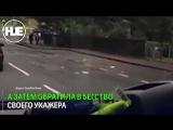 Драка за место за рулем между парнем и девушкой попала на камеру