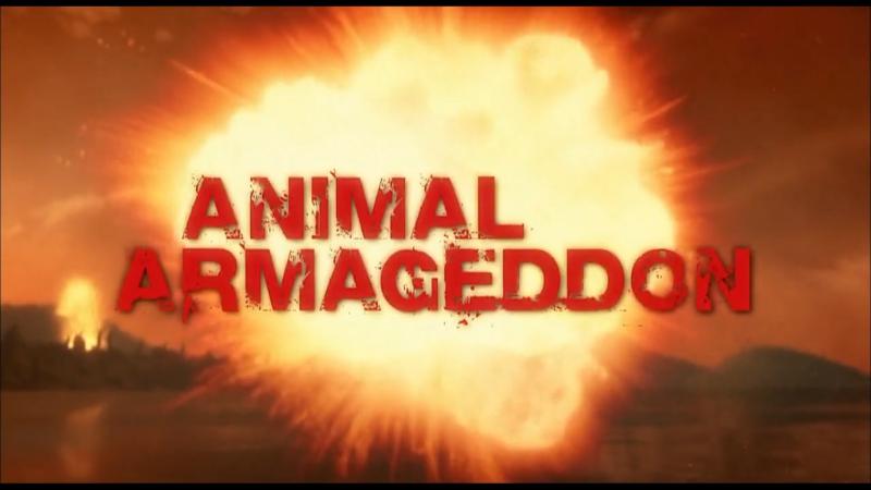 Армагеддон животных (серия 4)