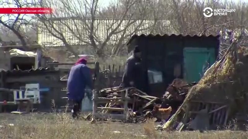Жыхары расейскай вёскі прапануюць далучыць яе да Казахстану