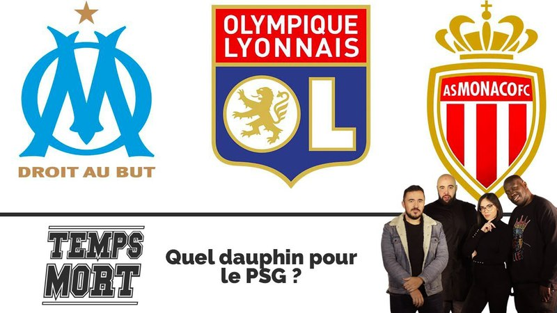 Quel dauphin pour le PSG ? - TempsMort présentée par Agathe Auproux 25/04/18 {OKLM TV}