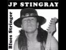 "JP STINGRAY WHEN THE BLUES STARTS CALLING """"@1996"