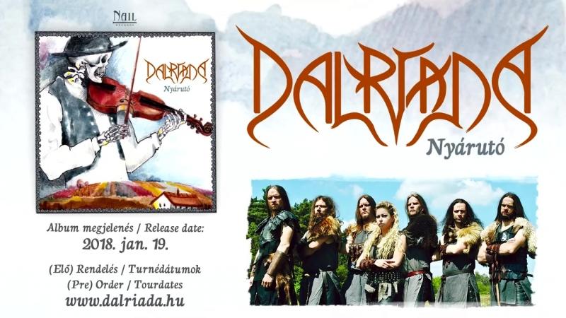 Dalriada - Nyárutó albumelőzetes (Hivatalos előzetes _ Official teaser)