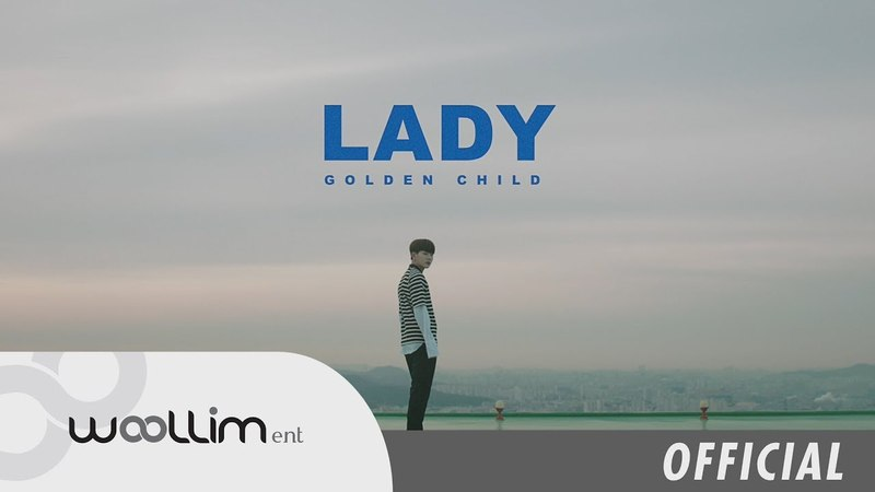 Golden child — lady