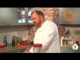 Шеф Константин Ивлев готовит лосось в сувид (sousvide salmon)