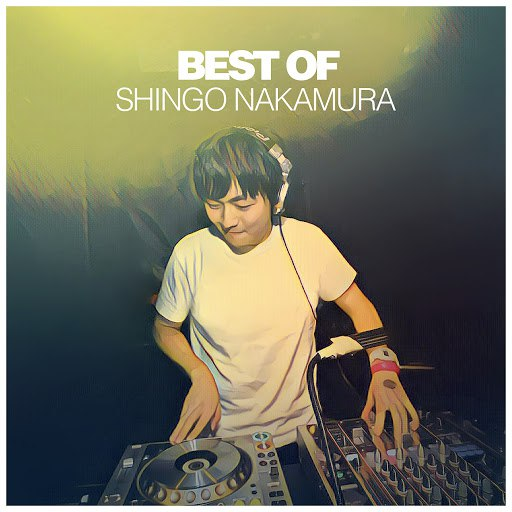 Shingo Nakamura альбом Best of Shingo Nakamura (DJ Mix)